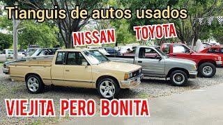 Camionetas en venta NISSAN TOYOTA tianguis de autos usados trucks for sale zona autos