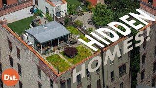 10 Hidden Homes You Won