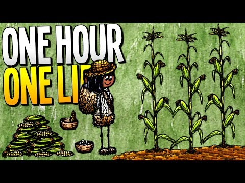 THE BEST UPDATE YET! New Farming, Growing Corn and Making POPCORN! - One Hour One Life Gameplay