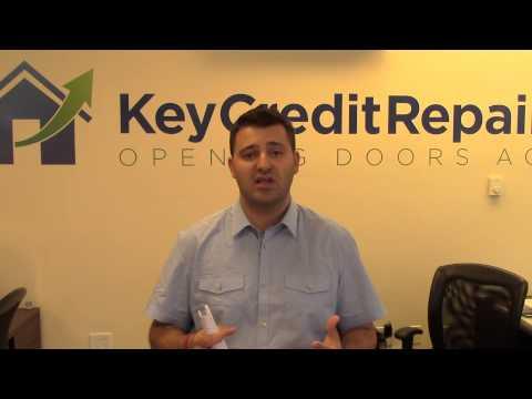 Credit Repair Tip #30-