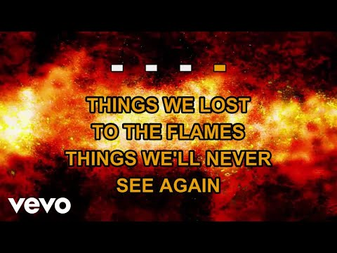 Bastille - Things We Lost In The Fire (Karaoke)