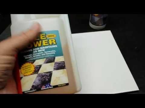 How Slipgard DIY anti slip tile treatment works
