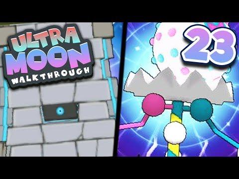 Pokémon Ultra Sun and Ultra Moon Walkthrough - Part 23: How to catch Blacephalon and Stakataka!
