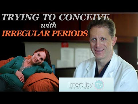 Trying to conceive? Irregular Periods? Learn what's going on from Dr. Morris