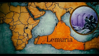 The Lost Continent of Lemuria, Also Known as Kumari Kandam