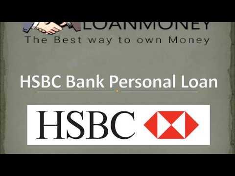 HSBC Bank Personal Loan in Delhi NCR through LoanMoney