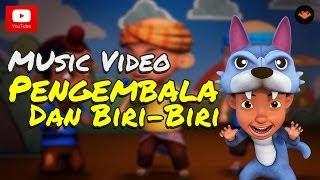 Upin & Ipin - Pengembala dan Biri-Biri [Music Video]