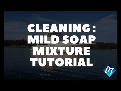 How To Make the Soapy Water Mixture