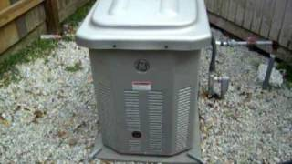 How A Ge Standby Generator Works