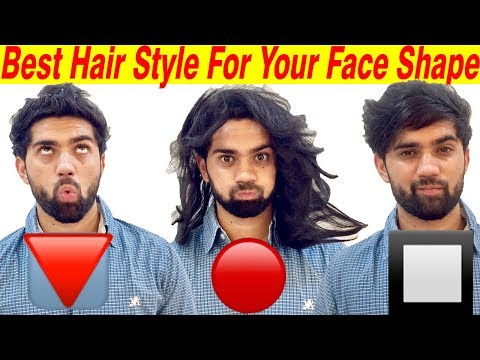 Best Hairstyle According To Your Face Shape | How To Know Your Face Shape