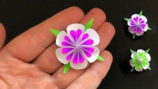 Blumen Basteln Mit Papier Bastelideen Zum Geschenke Selber Machen