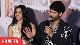 Shahid Kapoor Gives BEST REPLY To A Female Reporter | Atyachar on Women in Kabir SIngh