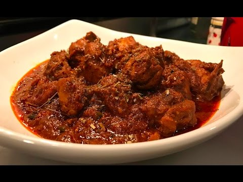 How To Make  Popular Chicken Curry Recipe English translation (in description box)