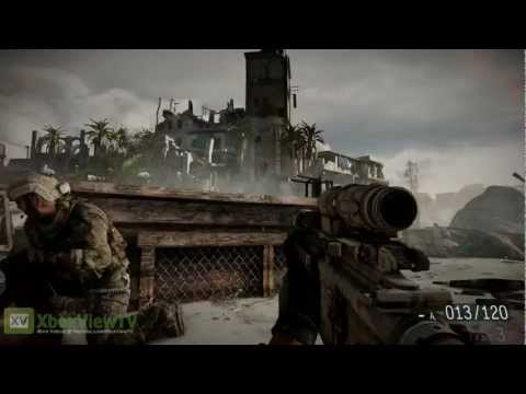 Medal of Honor WARFIGHTER - First Single-Player Gameplay Demo (E3 2012) | FULL HD