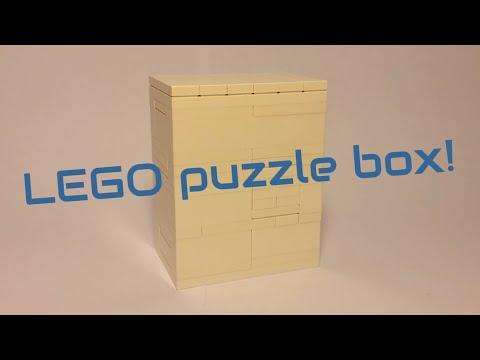 LEGO puzzle box V1