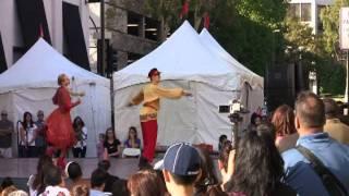 Russian Entertainment Unlimited at Pasadenal Cultural Dance Festival