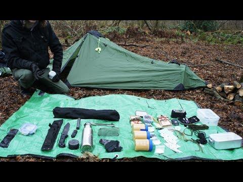 My Survival Kit + Daypack + Pocket Kit