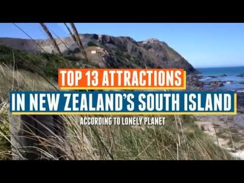 13 Best Experiences in New Zealand's South Island