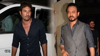 Shocking ! Irrfan Khan rejects many films of Homi Adajania
