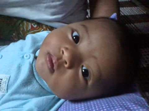 My Baby aged 4 months,weight 6kg