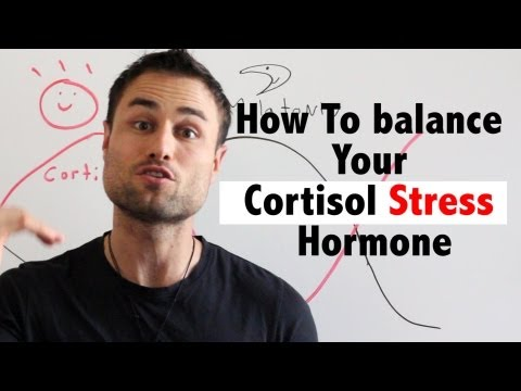 How To balance Your Cortisol Stress Hormone For Sleep