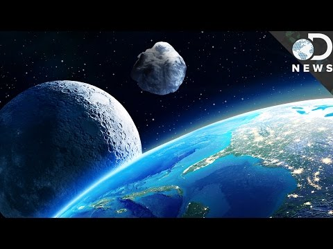 NASA's Plan To Give Our Moon Its Own Moon