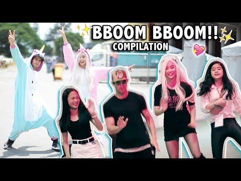 BBOOM BBOOM DANCE COMPILATION!!💖 (FT. NIANA, AC BONIFACIO)