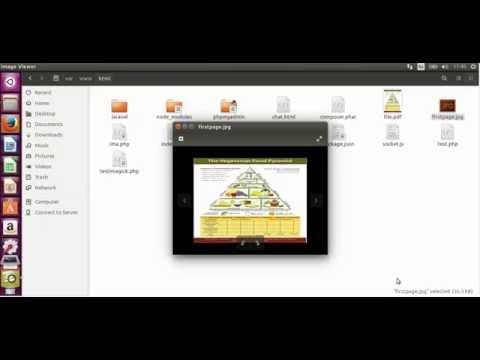 ติดตั้ง php imagemagick (imagick) และแปลงไฟล์ pdf เป็น รูปภาพ