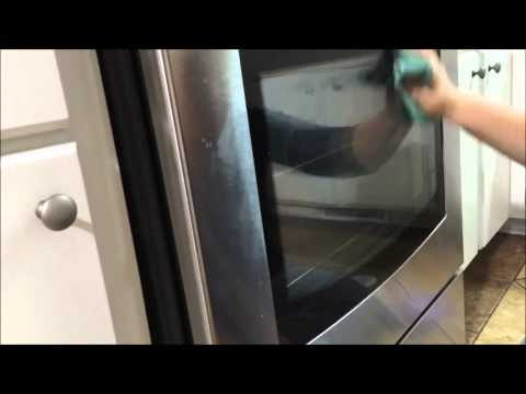 Stainless Oven