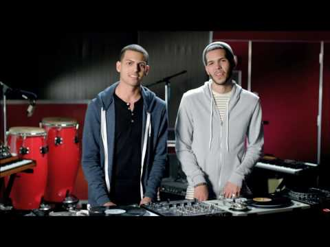 BlackBerry Bold 9900 Campaign - Be Bold: Meet The Martinez Brothers, DJs and producers