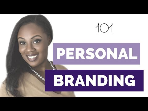 Personal Branding 101: How to Brand Yourself