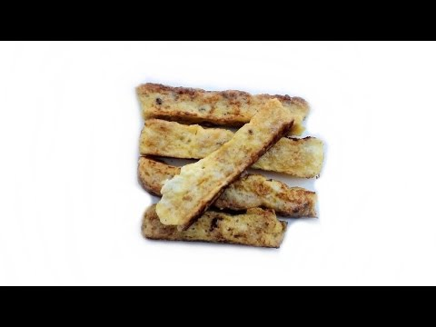 FRENCH TOAST SOLDIERS FOR BABIES & KIDS DIY