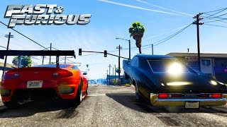 Fast & Furious Racing | GTA 5 Funny Moments & Epic Fails