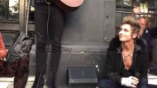 Palaye Royale- Dying in a Hot Tub, Acoustic Show @ Koko 05