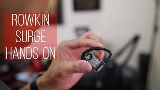 Rowkin Surge hands-on