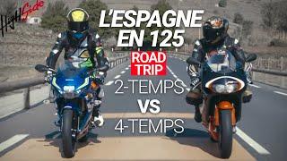 Roadtrip : L'Espagne en 125 cm3