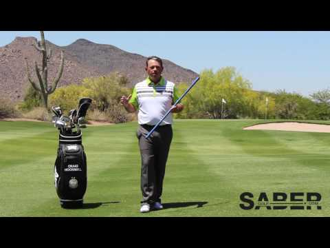 Saber Golf Training Introduction System and Tool
