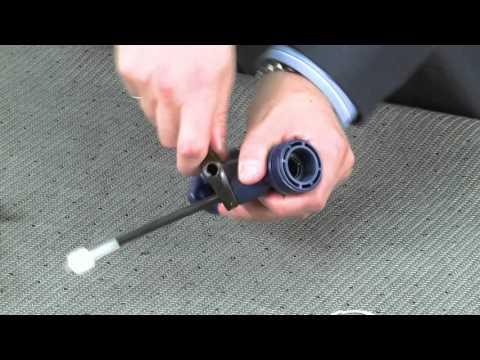 Pro Xp Electrostatic Air Spray Gun - Disassembly