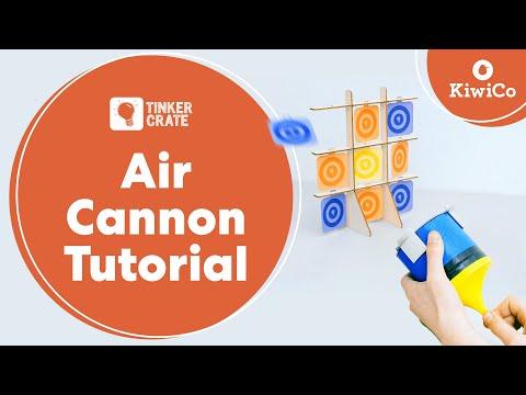Make an Air Cannon