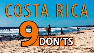 Costa Rica 9 Don
