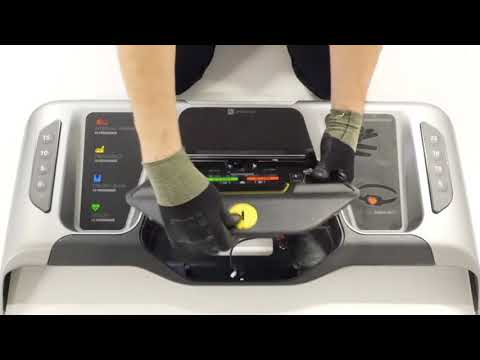 How to change the computer on an Intense Run treadmill ?