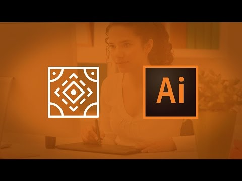 Pattern Design in Adobe Illustrator CC