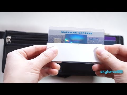 Best Cashback Grocery Credit Card: American Express Blue Cash Everyday