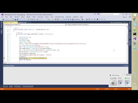 DEBUG SQL SERVER STORED PROCEDURE FROM .NET MANAGED CODE