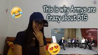 This is Why Armys are crazy over BTS ( Funny ) _ REACTION