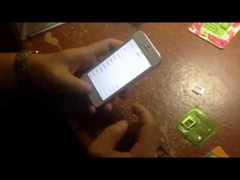 AT&T iPhone Unlock R-SIM 9 PRO iOS 7-7.1.1 No Signal Fix