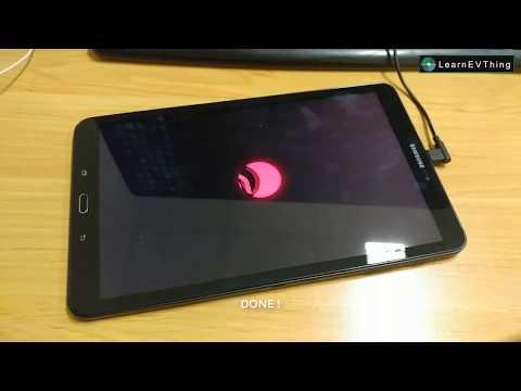 Resurrection Remix OS for Samsung TAB A - Adroid Oreo 8.1.0 samsung