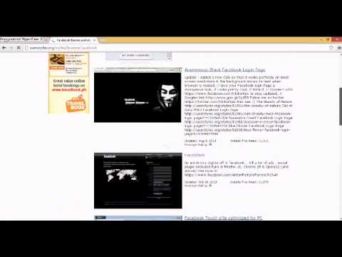 How to change facebook's theme or skin on google chrome 100% working (2013)