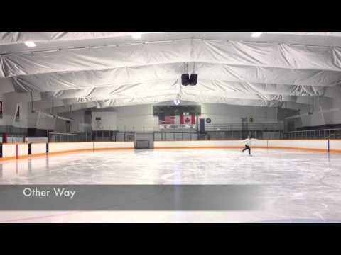 Adult Figure Skating Practice - Single Jumps