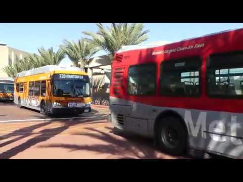 LA Metro/AVTA/LADOT: Union Station Los Angeles Action
